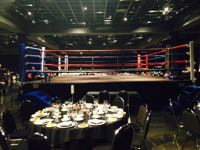 Youth Boxing Fundraiser